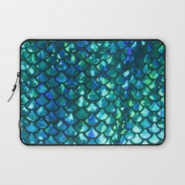 Mermaid Scales Laptop Sleeve