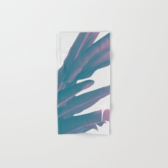 Leave Hand & Bath Towel