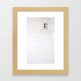Sat Nam Framed Art Print