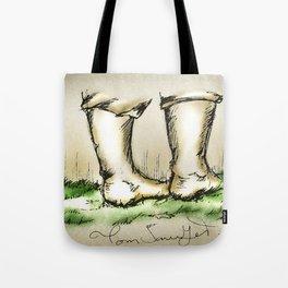 Tom Sawyer Tote Bag