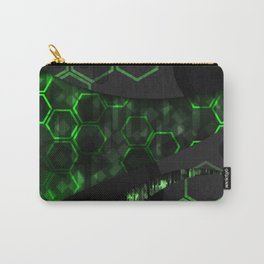 Digital Noise Carry-All Pouch