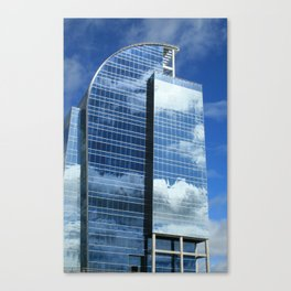 Corporate Heaven  Canvas Print