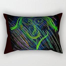 young spirit Rectangular Pillow