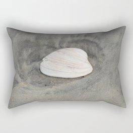 Clam Shell Rectangular Pillow