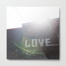 #78Photo #87 #Love #Light #Live #Archive Metal Print