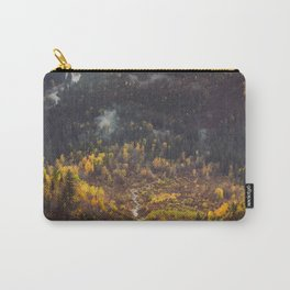 Glacier Valley Fall Carry-All Pouch