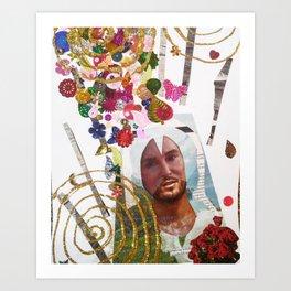 Caitlyn Jenner's Imagination Art Print