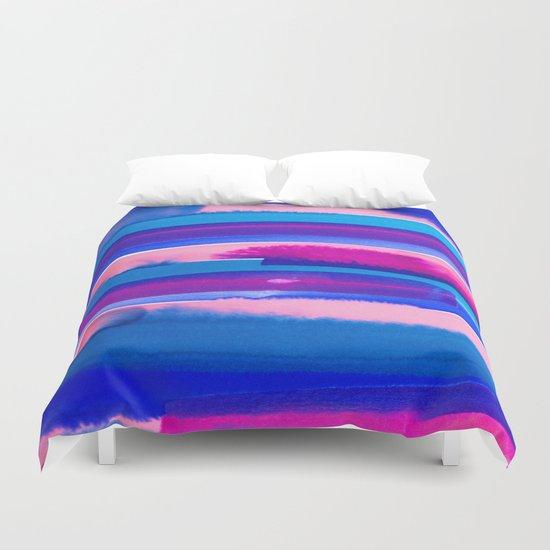 Color Study Duvet Cover