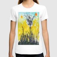 tim shumate T-shirts featuring Tim Burton by Jose Luis