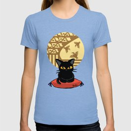 Circular window T-shirt