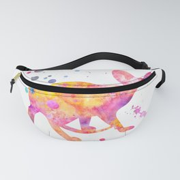 Hairless Cat Fanny Pack