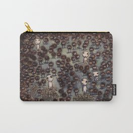 Soot sprites (Susuwatari) Carry-All Pouch