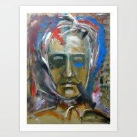 Ruminations Art Print