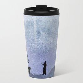 Walking on Water Travel Mug