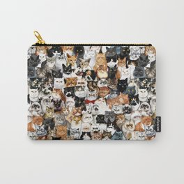 Catmina Project Carry-All Pouch