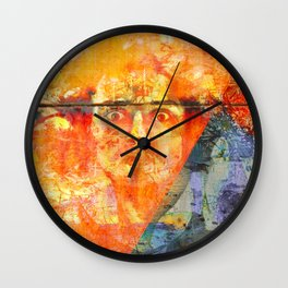 Gustave Courbet Wall Clock