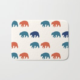 Black Bear (Pacific) Bath Mat