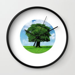 Nature! Just the best of all time... Wall Clock