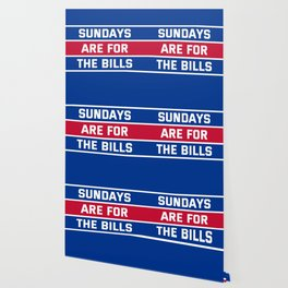 Sundays Are for the bills Wallpaper
