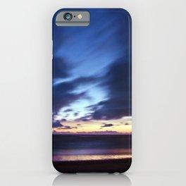 Magic Henne Beach on the West Coast of Denmark iPhone Case