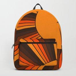 Golden Sunshine State Backpack