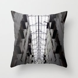 The St. Felix Warehouse, Antwerp, Belgium Throw Pillow