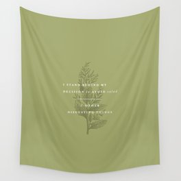 P + R Salad Wall Tapestry