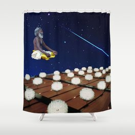 Elevation Shower Curtain