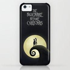 The Nightmare Before Christmas iPhone 5c Slim Case