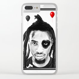 Denzel Curry Clear iPhone Case