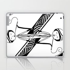 Playing Card - Joker Laptop & iPad Skin
