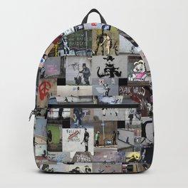 Banksy Backpack