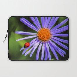 The runway of a ladybird Laptop Sleeve