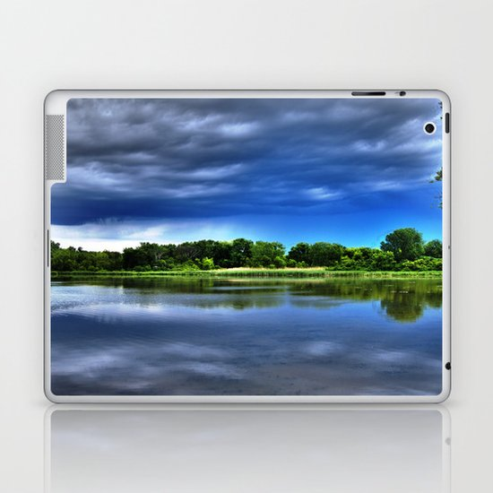 Rock Cut State Park - HDR Laptop & iPad Skin