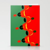 xmas Stationery Cards featuring xmas by Milenix Loerdi