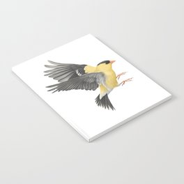 American Goldfinch Notebook