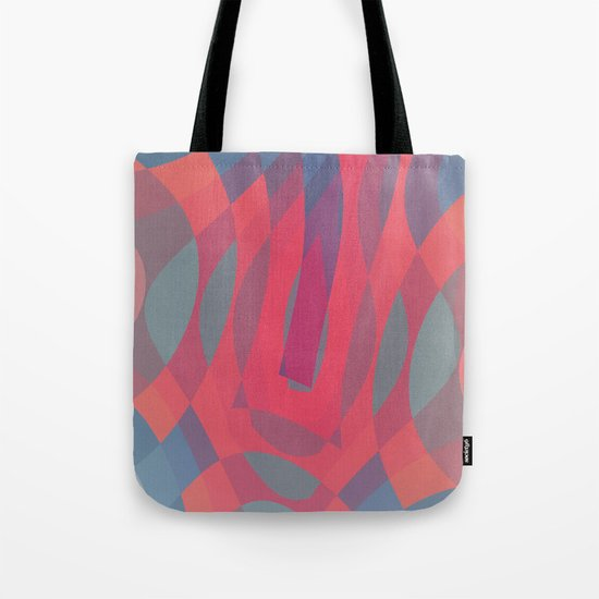 Soft Pressure Tote Bag