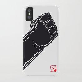 Hand of Doom iPhone Case