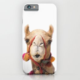 Decorated Camel iPhone Case