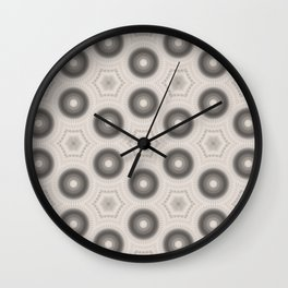 Fractal Cogs n Wheels in CMR01 Wall Clock