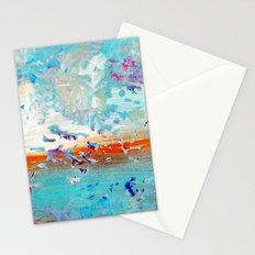 color splash #3 Stationery Cards