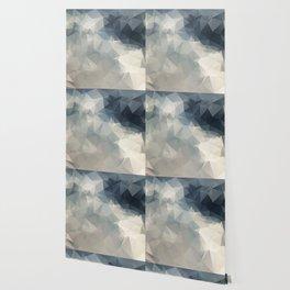 LOWPOLY GEOMETRIC SKY Wallpaper