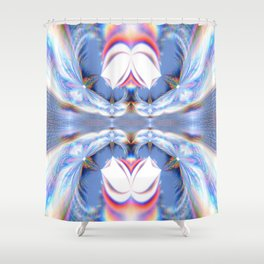 c o n t i n u u m Shower Curtain