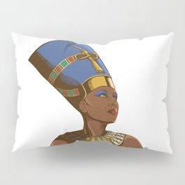 Queen Nefertiti Pillow Sham