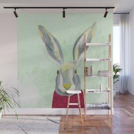 Warm Bunny Wall Mural