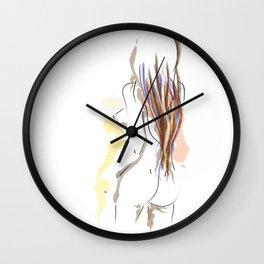 Inkher Wall Clock