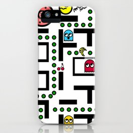 NeW PaCmAN iPhone Case