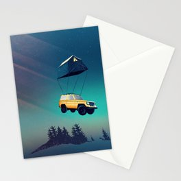 Darling, this is Magic! Stationery Cards