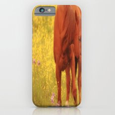 Wild as the Flowers Slim Case iPhone 6s