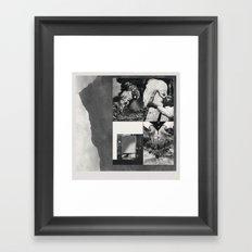 My Name Is Albert Ayler Framed Art Print